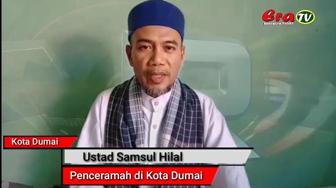 Ustad Samsul Hilal : Sibuk Main Game Slot, Membuat Lupa Segalanya