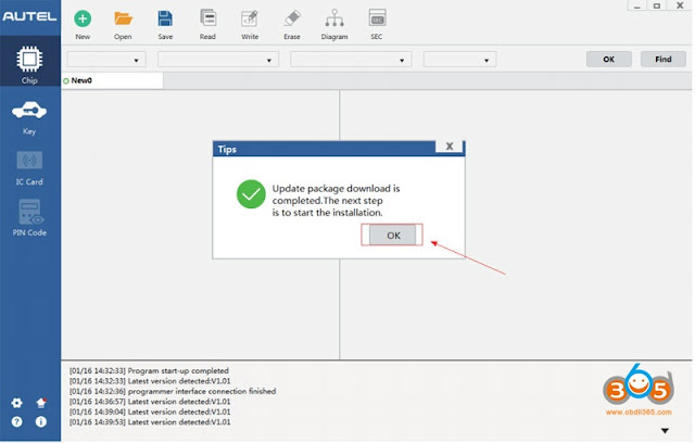 update-autel-XP400-software-3