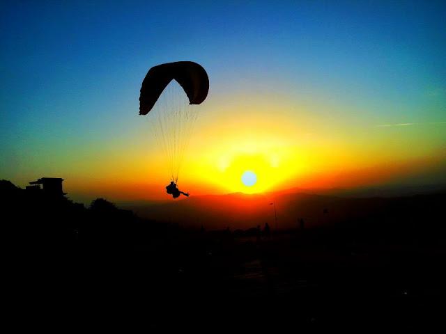 Paragliding Festival-Saputara