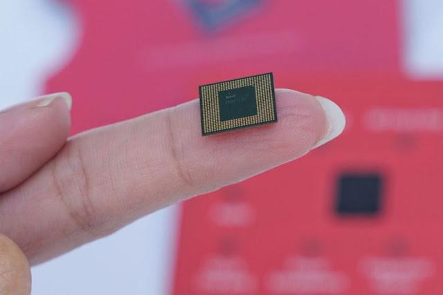 Chip Qualcomm Snapdragon 845.(Oik Yusuf/KOMPAS.com)
