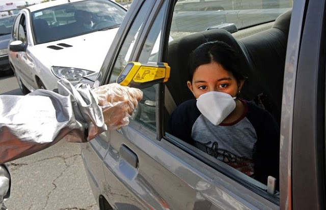 Iran accused of hiding coronavirus deaths as police arrest 320 for 'spreading rumors'
