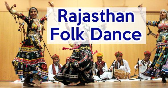 25 Popular Traditional Folk Dances of Rajasthan | Best Rajasthani Dance