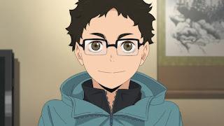 Hellominju.com : ハイキュー!! アニメ 第4期 烏野高校 顧問兼監督 武田 一鉄(CV: 神谷浩史 ) | Ittetsu Takeda | Haikyuu!! Karasuno High Faculty Advisor | Hello Anime !