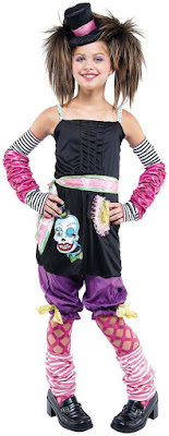 Harajuku Child Costume for Halloween
