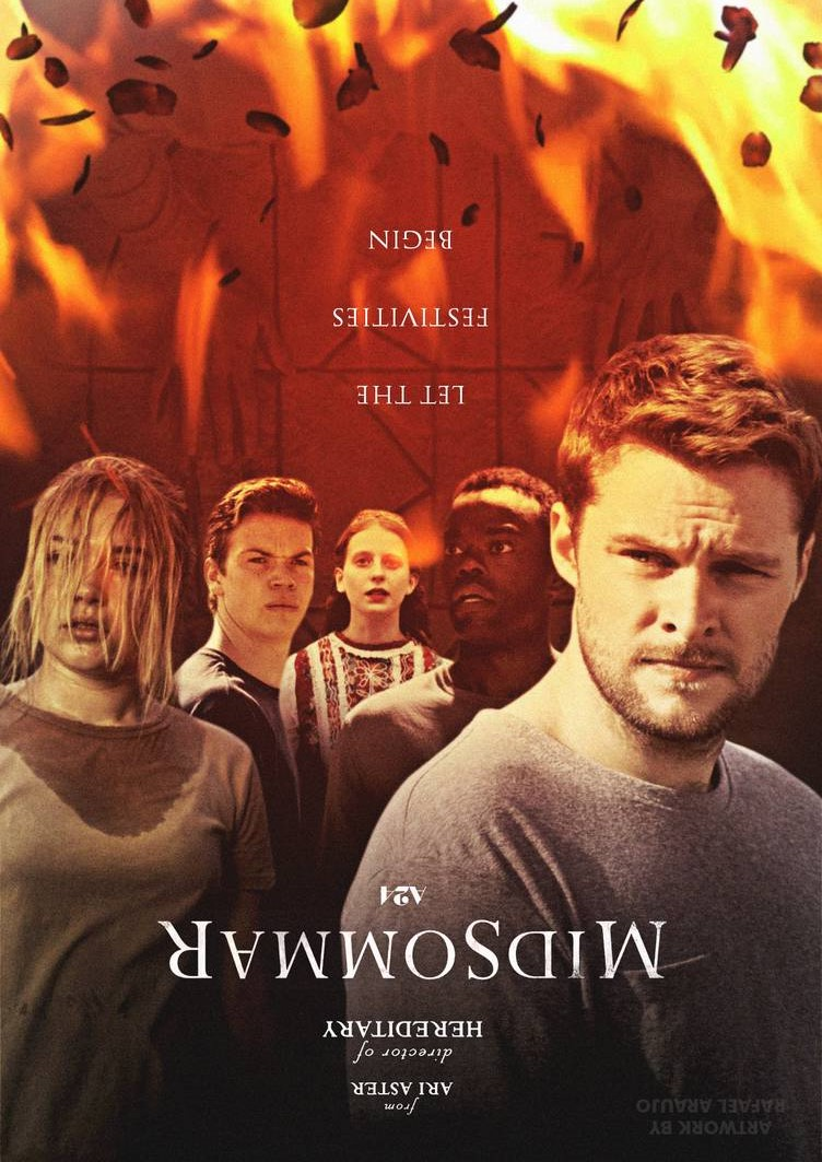 18+ Midsommar 2019 English 300MB HC-HDRip 480p