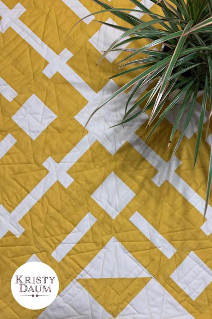 Kristy Daum - INTERSECTION Quilt Pattern