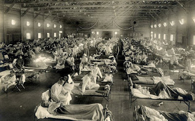 Patient zero The Spanish flu