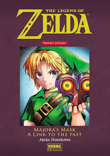 MAJORA'S MASK Y A LINK TO THE PAST