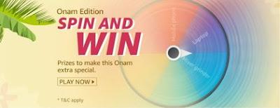 Amazon Onam Edition Quiz