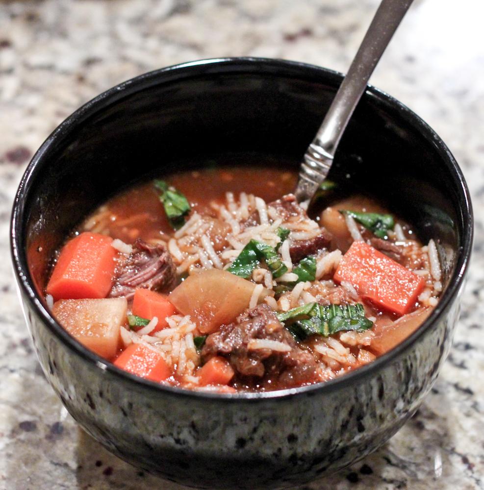 Foodology: Lemongrass beef stew - Vietnamese