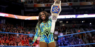 WWE - Naomi, Bray Wyatt y Bayley revuelan los cinturones antes de WrestleMania