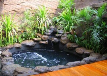 Taman Gemercik Air di Dalam Rumah
