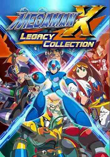 Review - Mega Man X Legacy Collection