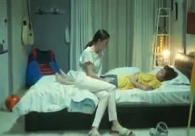 Keluarga Surya, episode lima sayang anak