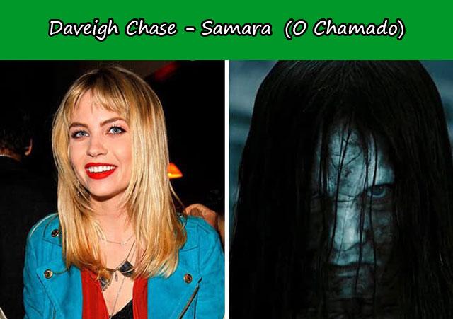 Daveigh Chase - Samara  (O Chamado)