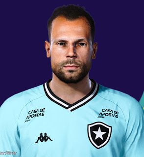 PES 2021 Faces Diego Cavalieri by Lucas