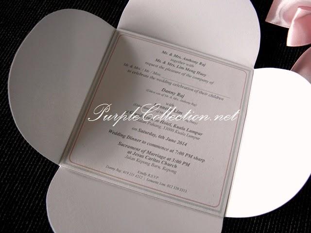 petal fold card, wedding, invitation, party, birthday, pochette, bespoke, affordable, handmade, hand crafted, baby pink, satin ribbon, metallic, pearl card, custom design, personalized, personalised, printing, cetak, kad kahwin, special, modern, floral, peonies, green, turquoise, mint, envelope, KL, SG, singapore, kuala lumpur, selangor, perak, ipoh, penang, perlis, johor bahru, kuantan, pahang, bentong, sabah, sarawak, labuan, brunei, free shipping, perfume rose