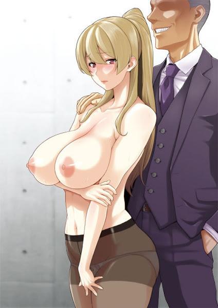 Daraku Reijou The Animation: Hakoiri Ojousama Netorare Choukyou Kiroku