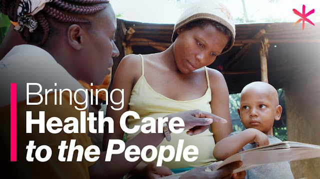 Bringing Healthcare to the People - Healthy Articlese