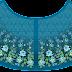 Flower Print Mini Skirt Textile Digital Design - Ghera Front 2725