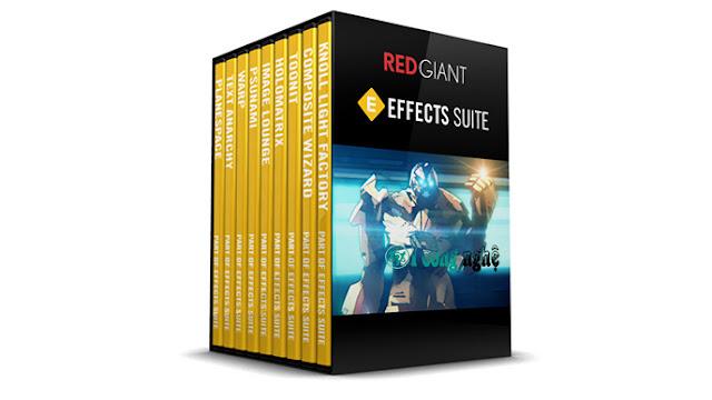 تحميل برنامج Red Giant Effects Suite 11 كامل مع التفعيل
