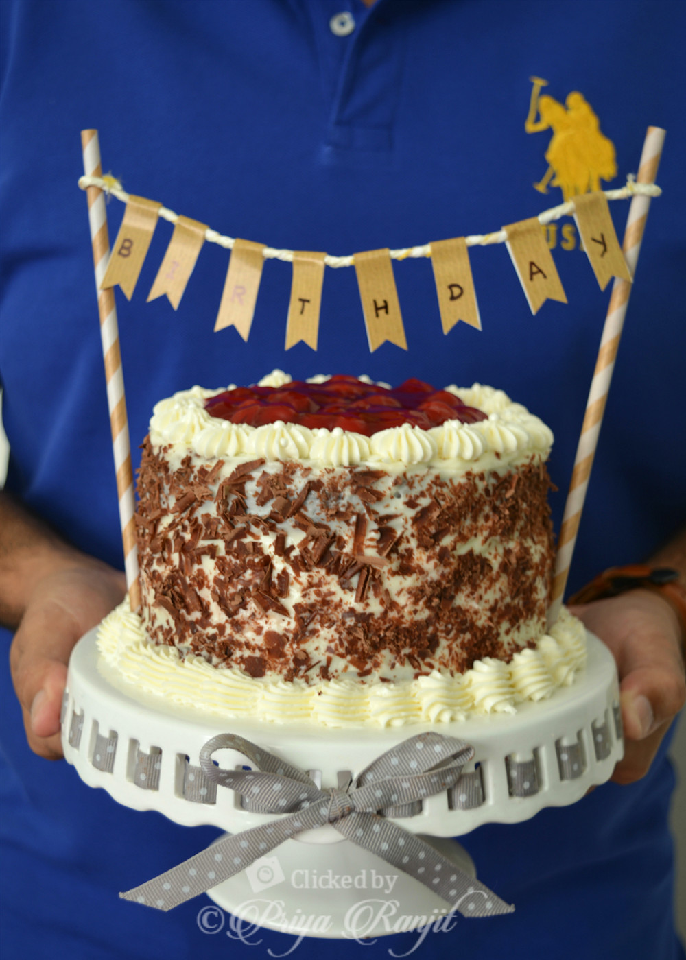 Cook Like Priya Black Forest Cheesecake Cake Birthday Cake Recipe For Husband