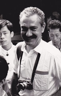 Tiziano Terzani spent 30 years working as a journalist in East Asia
