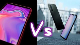 Pilih Samsung atau Oppo