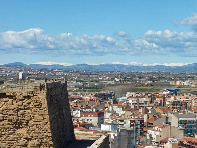 El mejor mirador en Lleida con los Pirineos