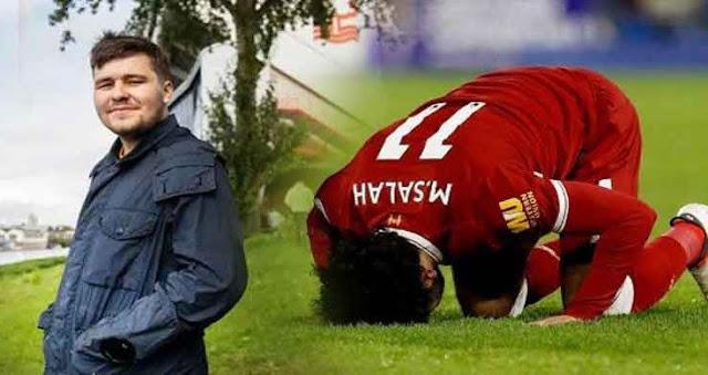 मुस्लिमों से नफरत करने वाले फुटबॉलर ने अपनाया इस्लाम - newsonfloor.com