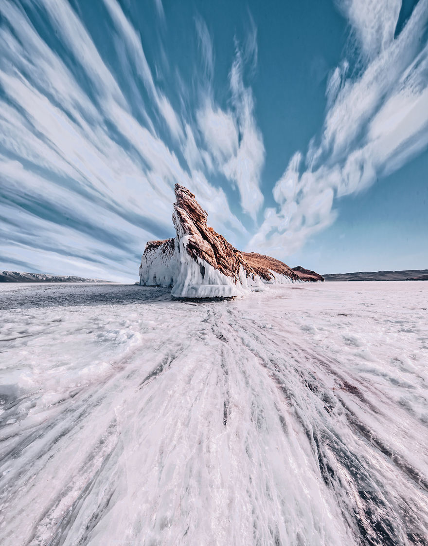 Photographer Shares Stunning Pics From Baikal, The Deepest And Oldest Lake On Earth