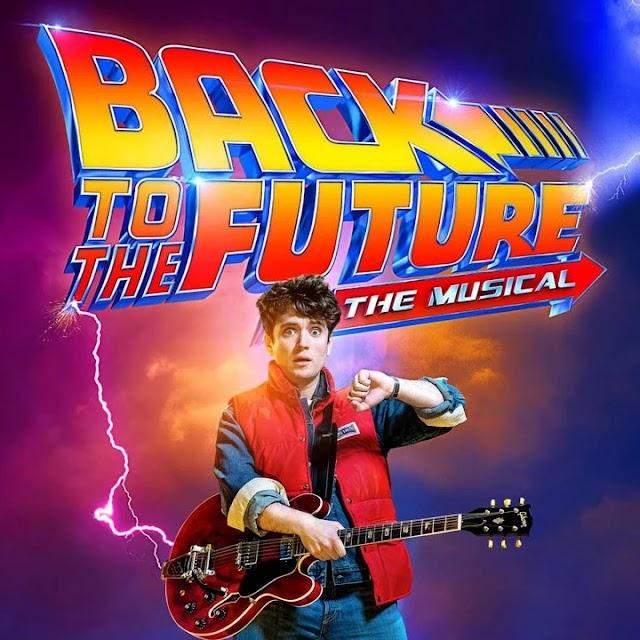 VOLVER AL FUTURO El Musical se estrenará en Adelphi Theater del West End el 20 de Febrero 2021