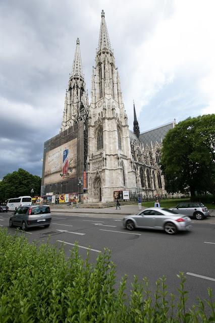 Votivchirke-Vienna