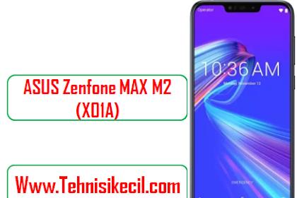 Cara Flashing ASUS Zenfone MAX M2 (X01A) Dengan Mudah VIA SDCard 100% Berhasil