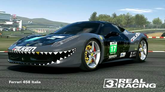 showtime livery by zaky akhmad real racing 3 eagle destroy. Black Bedroom Furniture Sets. Home Design Ideas