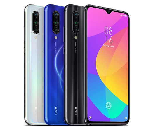 Xiaomi Mi 9 Lite Launched with 48MP triple rear camera, In-display Fingerprint ID and 4000mAh battery