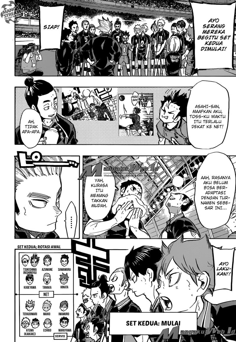 Haikyuu Chapter 239-8