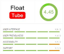 float tube app