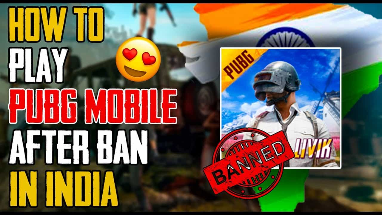 how to play pubg mobile after ban