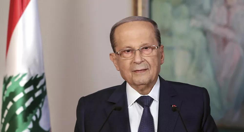 """بيان هام من الرئاسة اللبنانية حول أزمة """"مخدرات الفواكه"""" مع السعودية"""
