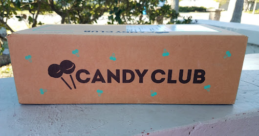 Candy Club: Candy Subscription for Monthly Treats!