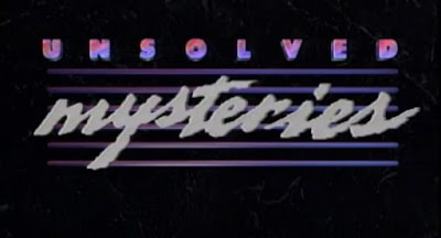 the unsolved mysteries game