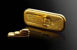 سبائك الذهب والعملات المعدنية