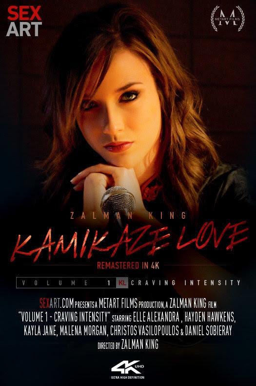[SexArt] Kamikaze Love Volume 1 - Craving Intensity