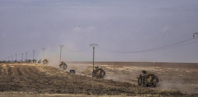 Ανεπιθύμητος ο στρατός του Ερντογάν στη Bόρεια Συρία