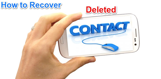 HOW TO RECOVER YOUR LOST OR DELETED CONTACTS FROM ANDROID PHONE? 1