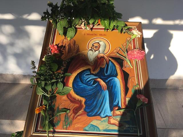 Προφήτης Ηλίας Στυλίδας