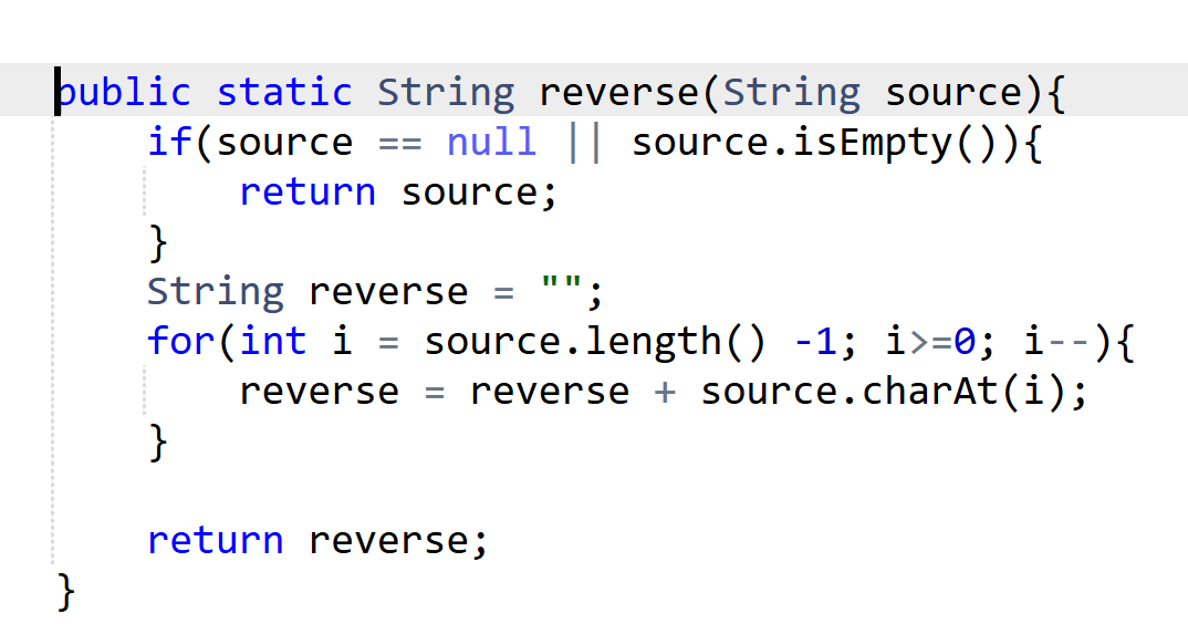 How to Reverse String in Java with or without StringBuffer