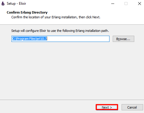 How to download and install Elixir on Windows 10