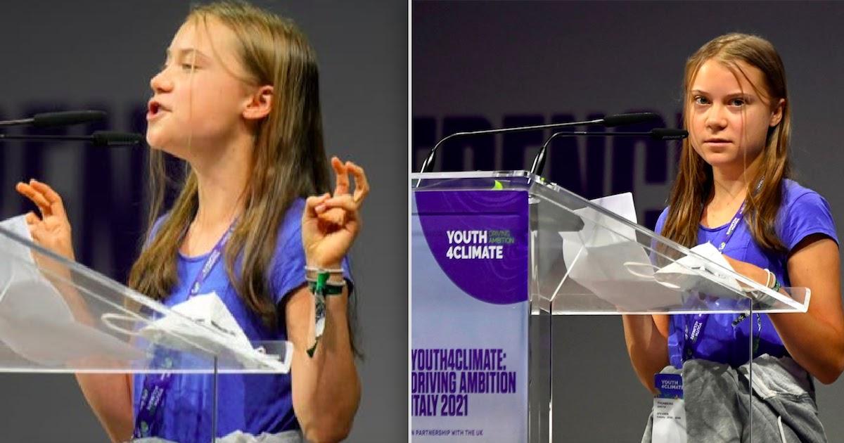 'Blah Blah Blah': Greta Thunberg Mocks World Leaders' Empty Climate Change Promises